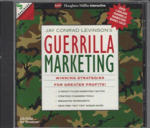 Guerrilla Marketing by Houghton Mifflin