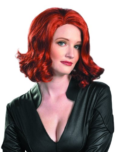 Marvel's Avengers Movie Black Widow Wig - coolthings.us
