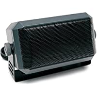 TOPMYS TM-ES604 CB Radio Speaker 8ohm 5W CB Extension Speaker with Swivel Bracket 1.85m cable 3.5mm Mono Plug