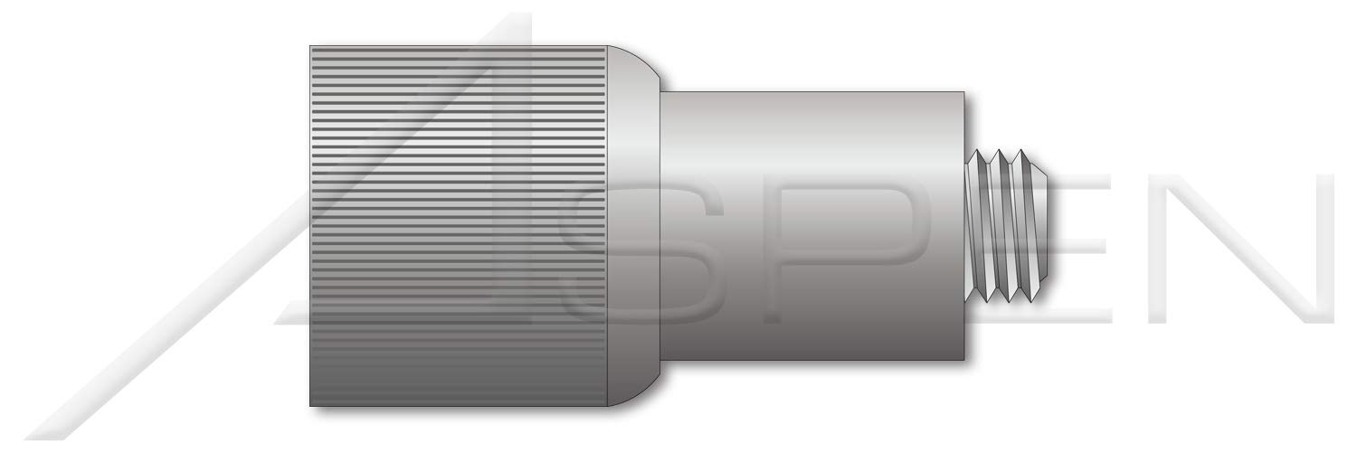 Retractable Captive Panel Fasteners THK=0.036 Black Finish Press in Style 20 pcs #8-32 X 0.22 Slotted Drive