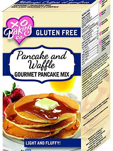 XO Baking Co. Pancake and Waffle Mix, 16-Ounce
