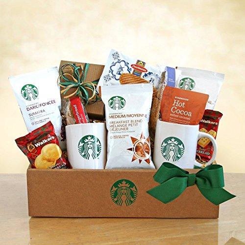 Starbucks Renew and Refresh Gift Box