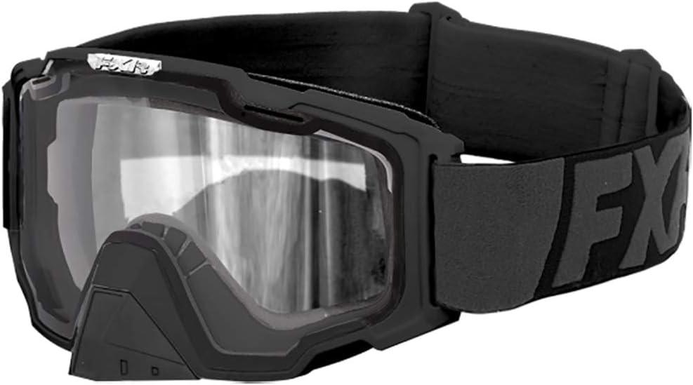 FXR Maverick Snow Goggle 203116-1010 Clear