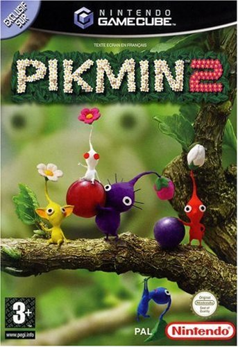 Amazon Com Pikmin 2 Video Games