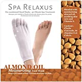 Spa Relaxus Almond Oil Foot Mask