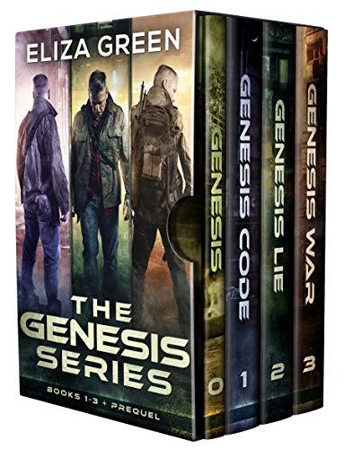 Genesis Box Set: Genesis Code, Genesis Lie, Genesis War