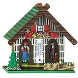 German Black Forest weather house TU 803