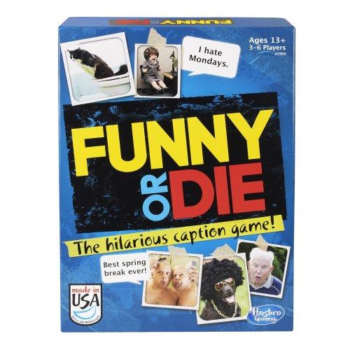 Funny or Die Game -