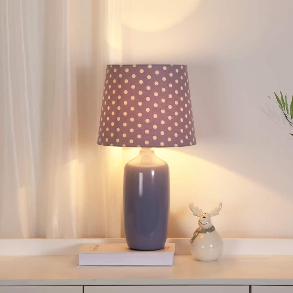 Amazon.com: Dkdnjsk Modern Minimalist Ceramic Lamp Stripe ...