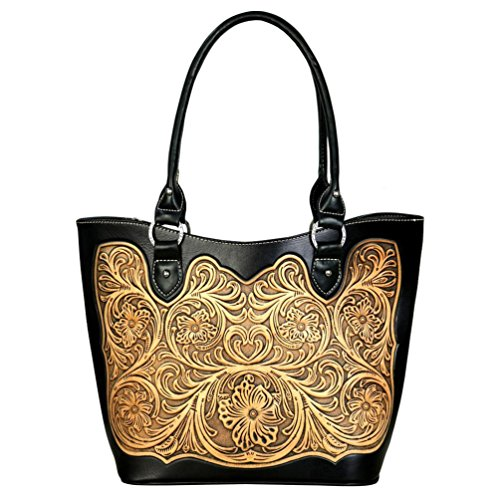trinity-ranch-by-montana-west-handbag-western-floral-tool-leather-concealed-carry-purse-black-tan