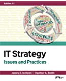 IT Strategy: Issues and Practice, Edition 3.1
