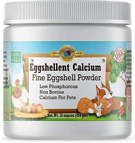 Pet's Friend Eggshellent Calcium 16 Ounces