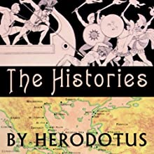 The Histories Audiobook by Herodotus Narrated by Bernard Mayes