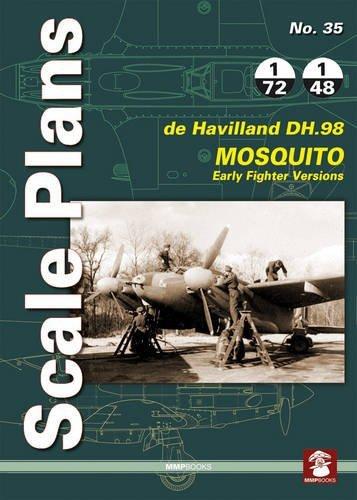 De Havilland Mosquito: Early Fighter Versions (Scale ()