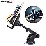 Best Xcellent Global Car Phone Mounts - Xcellent Global Car Phone Holder Universal 2-in-1 Car Review