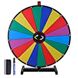 Spinning Wheel Game Prize 30'' with 18 Slots