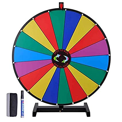 GC Global Direct Spinning Wheel Game Prize 30