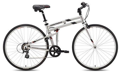 Montague Crosstown 7 Speed Folding Bike Small - 17'