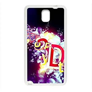 Dreaming Purple Letters Custom Protective Hard Phone Cae For Samsung Galaxy Note3