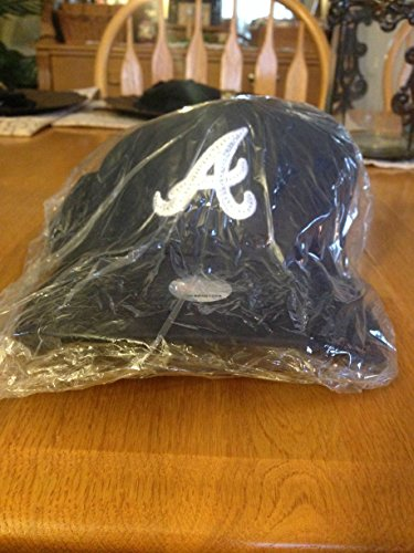 MLB ATLANTA BRAVES VELCRO BASEBALL HAT ONE SIZE FITS ALL ()