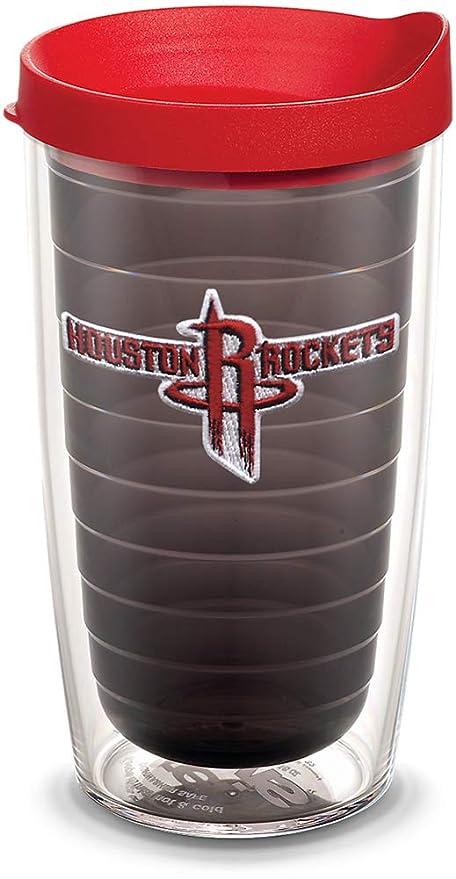 los angeles 3ae86 5a15f Amazon.com | Tervis 1059012 NBA Houston Rockets Primary Logo ...