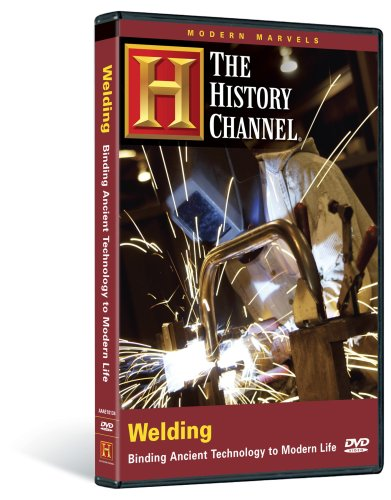 Modern Marvels Welding History Channel product image