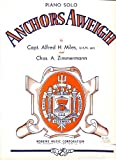 img - for ANCHORS AWEIGH: Piano Solo book / textbook / text book
