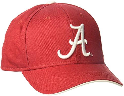 Ncaa Adjustable Hats (NCAA Alabama Crimson Tide Youth Boys