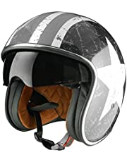 Origine Helmets Sprint Rebel Star Grey - Casco Abierta