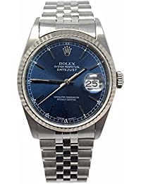Datejust swiss-automatic mens Watch 16234 (Certified Pre-owned)