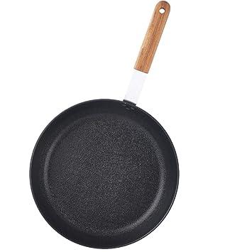 AYANGZ Antiadherente Sartén Inducción Libre de PFOA, cerámica Versátil Chef/Freír Sartenes Grado Alto Woks SartéN Cocina or Saltear,10inch: Amazon.es: Hogar