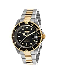 Invicta Men's Men Automatic Pro Diver G3 8927 Silver/Multicolor Stainless-Steel Automatic Watch