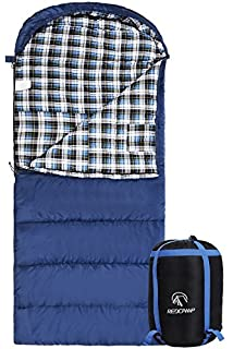 d194b0735d4f Amazon.com   Lixada Envelope Sleeping Bag Ultra-light Waterproof ...