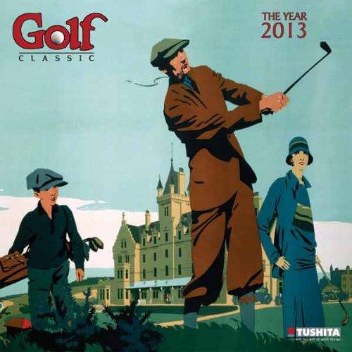 Golf Classic 2013 Media Illustration