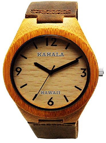 Handmade Kahala Hawaii Watch Natural product image