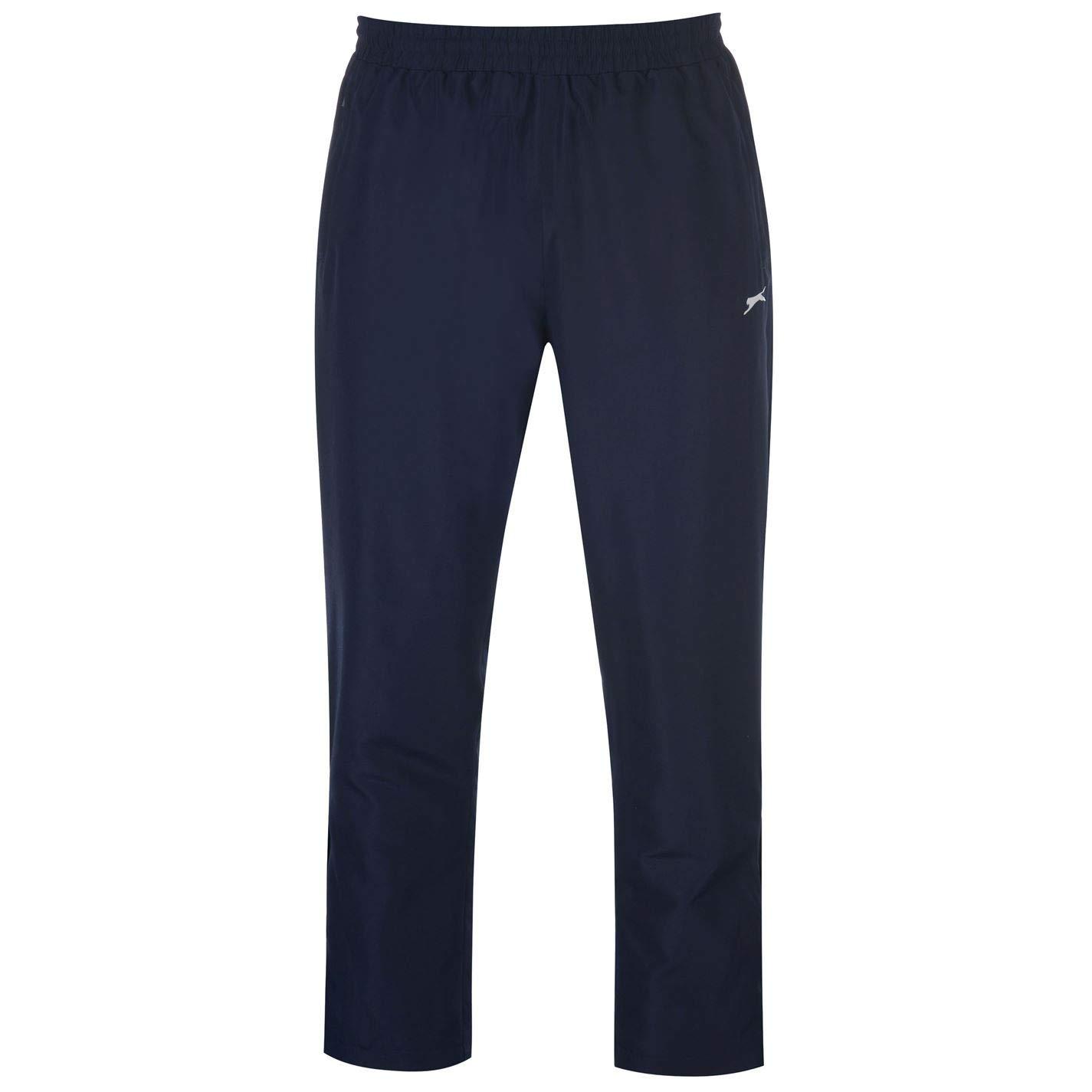 Slazenger - Pantalones de chándal para Hombre Azul Azul Marino 24 ...