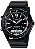 Casio AMW320B-1A Men's Black Watch