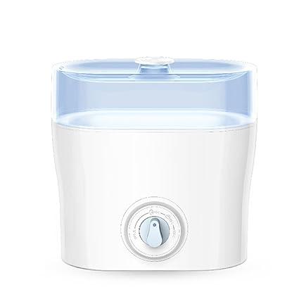 QFFL Dispositivo de enjuague Regulador de leche termostático inteligente Calentador de bebé Caldera termostática de acero