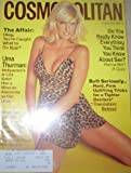 Cosmopolitan Magazine August 1995 Linda Evangelista (Single Back Issue)