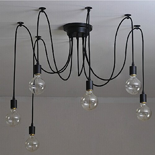 Ikea 6 Pcs Installation Style Facile Pour Suspension Lampe Diy Pendanteamp; Plafonnier Éclairage Cuisine Moderne Luminaire Européen PkXO80Nnw