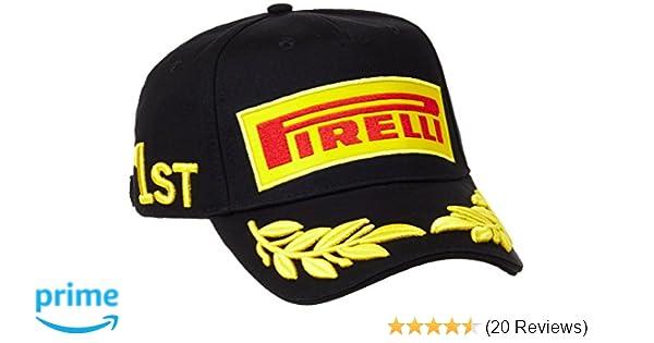 16f5f2b28c8 Amazon.com  Pirelli Podium Hat  Sports   Outdoors