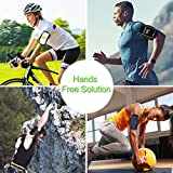 VUP Running Armband,Detachable and 360 Rotatable