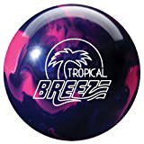 Storm Tropical Breeze Bowling Ball, Pink/Purple, 11-Pound