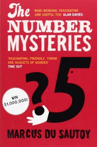 The Number Mysteries by Marcus Du Sautoy (2011-03-03)