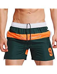 Tootu Men's Shorts Swim Trunks Quick Dry Beach Surfing Running Swimming Watershort