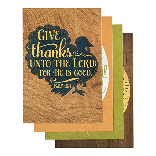 Boxed Thanksgiving Cards - 3