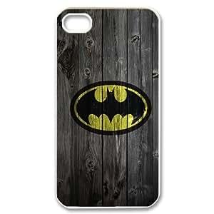 Custom super hero series Batman PhoneCase For iPhone 4,4S NC1Q03350