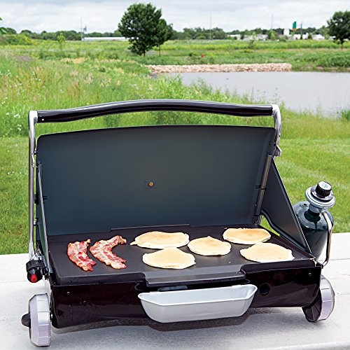 George Foreman Gp200r Camp And Tailgate Grill Grill