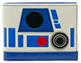 Star Wars R2D2 Bi-Fold Wallet 5 x 4in