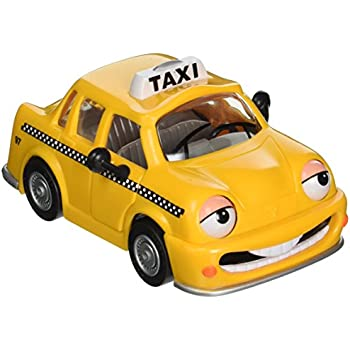 Amazon Com Chevron Cars Retired 1997 Tyler Taxi Toys Games